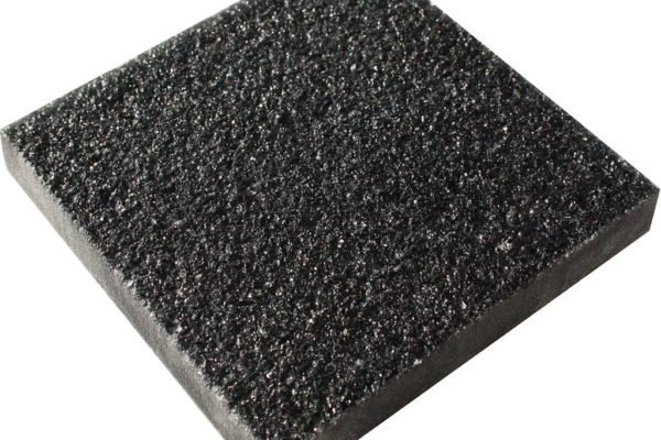 STONEGLASS Black in a Breeze finish. Excellent for interior or exterior Clading